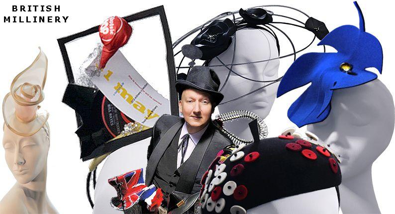 Stephen Jones Hats @ Go-British.co.uk