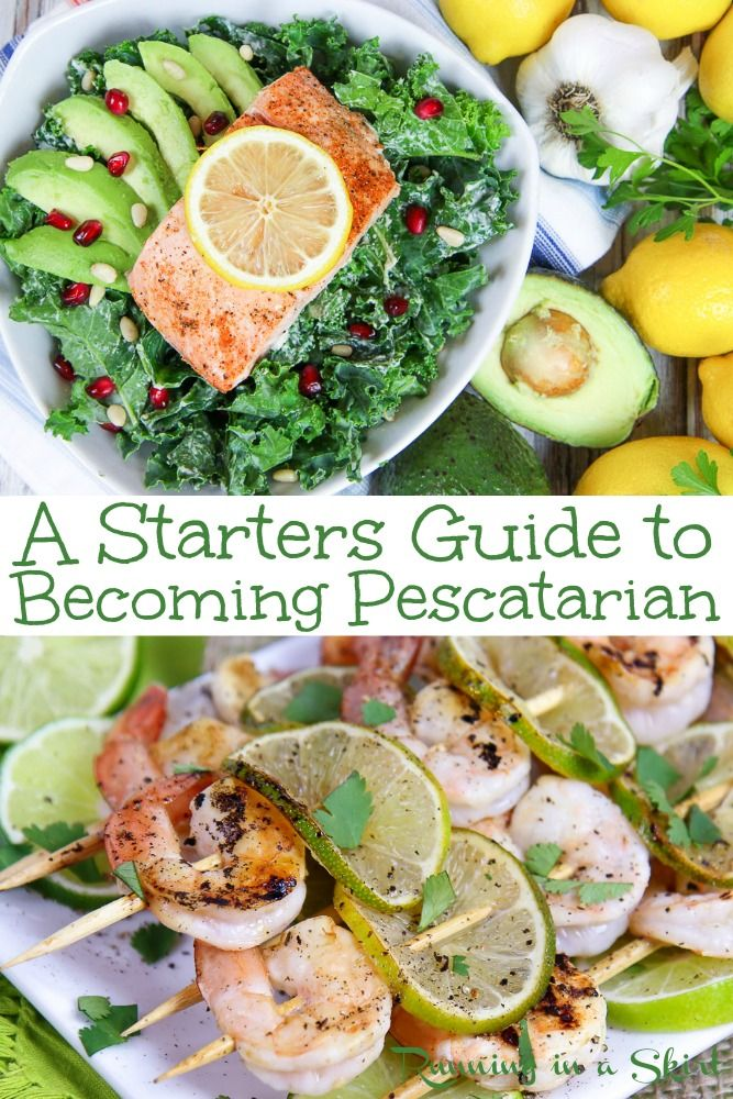 Pescatarian for Beginners: A Guide to Living a Pescatarian Lifestyle