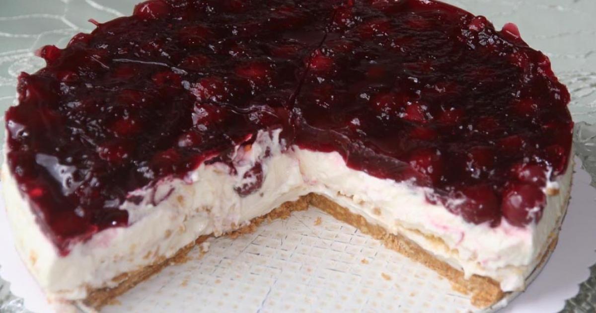 Philadelphia Torte Mit Butterkeksen Rezept In 2020 Leckere Torten Kuchen Und Torten Rezepte Philadelphia Torte