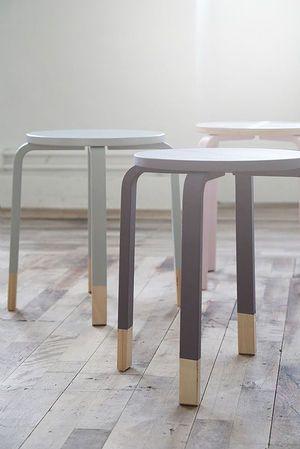 IKEAのスツール「FROSTA」を使ったリメイク家具が簡単可愛い♡ - NAVER まとめ 6594ab9818c74
