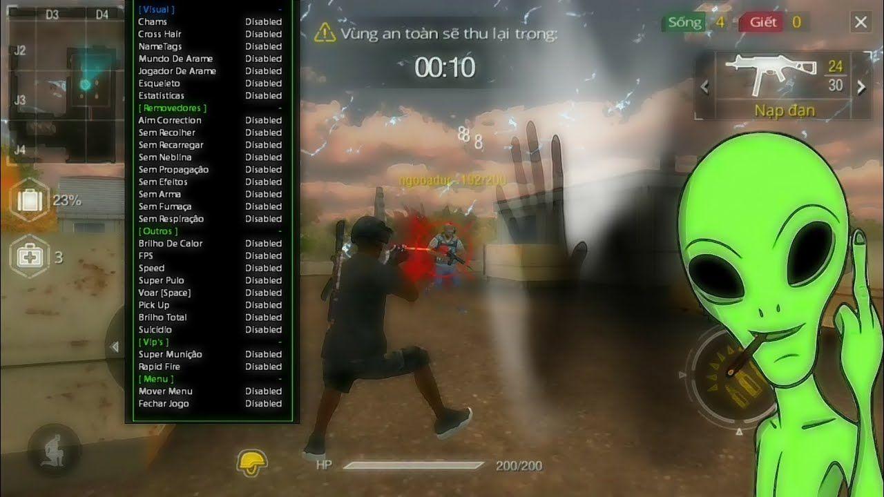 Download Cheat Garena Free Fire v1 21 0 Mod Apk Aimbot Tanpa