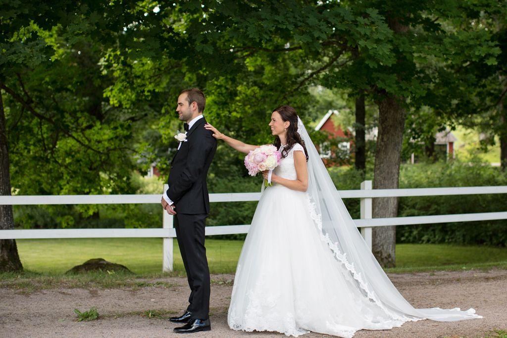 Bröllop i Tranås; Anna och Fredrik i 2020   Bröllop, Anna