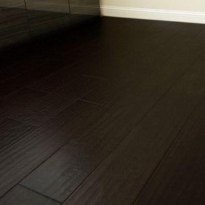 Chocolate Hickory Dark Engineered Hardwood Floor Wide Wood Flooring Engineered Hardwood Flooring Hardwood Floors Engineered Hardwood