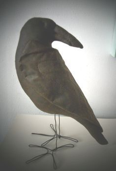 Crows on Pinterest | Primitives, Ravens and Primitive Patterns