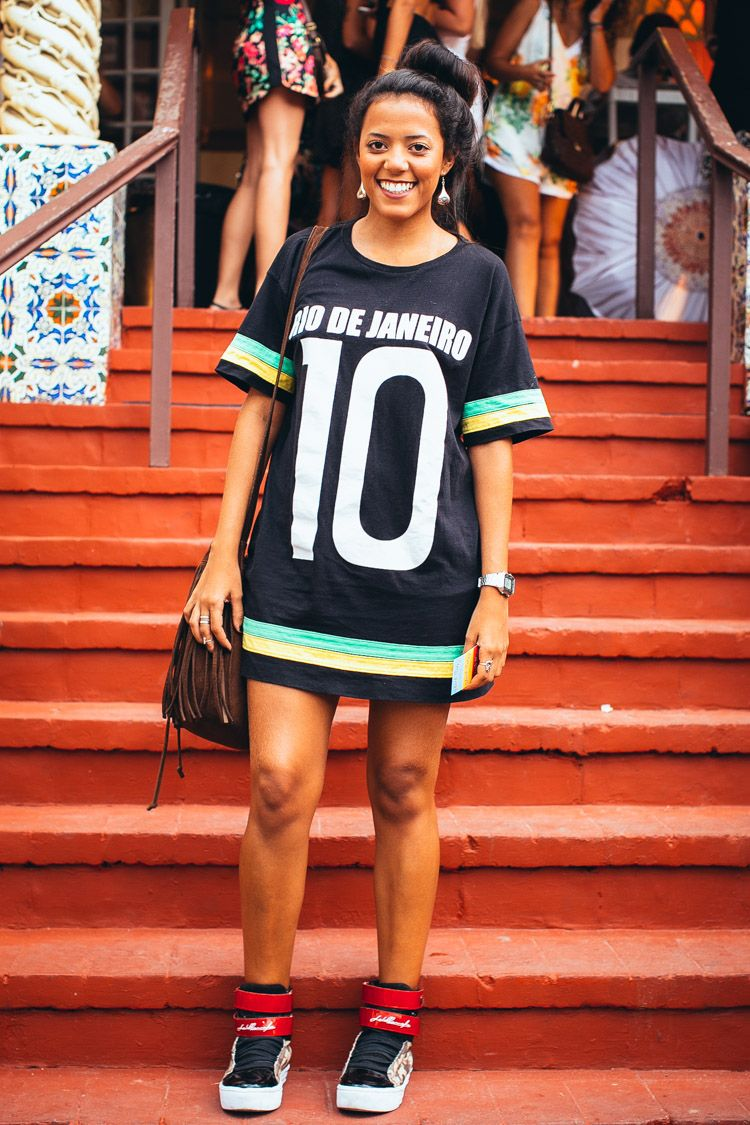 estilo carioca livre de ser !