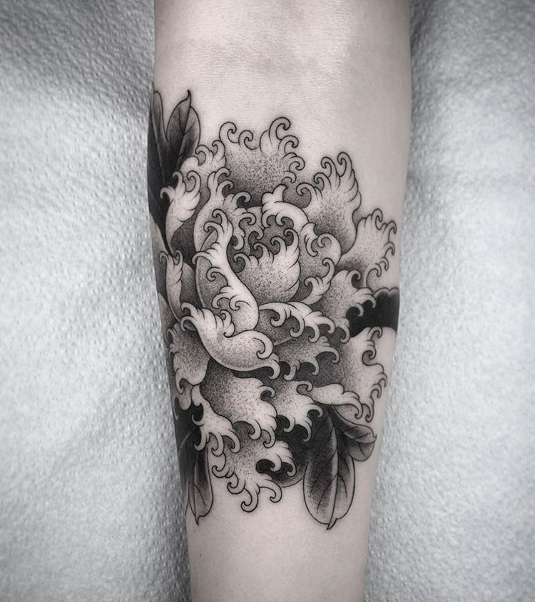 Blackwork Inspiration Inkstinct In 2020 Blackwork Tattoo Tattoos Black Tattoos