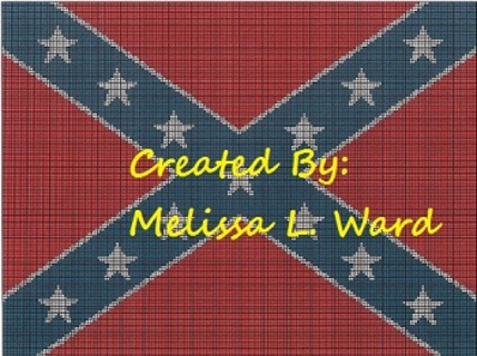 free confederate flag graph | FREE: Confederate Rebel Flag Graphgan Crochet Pattern By Melissa Lee ...
