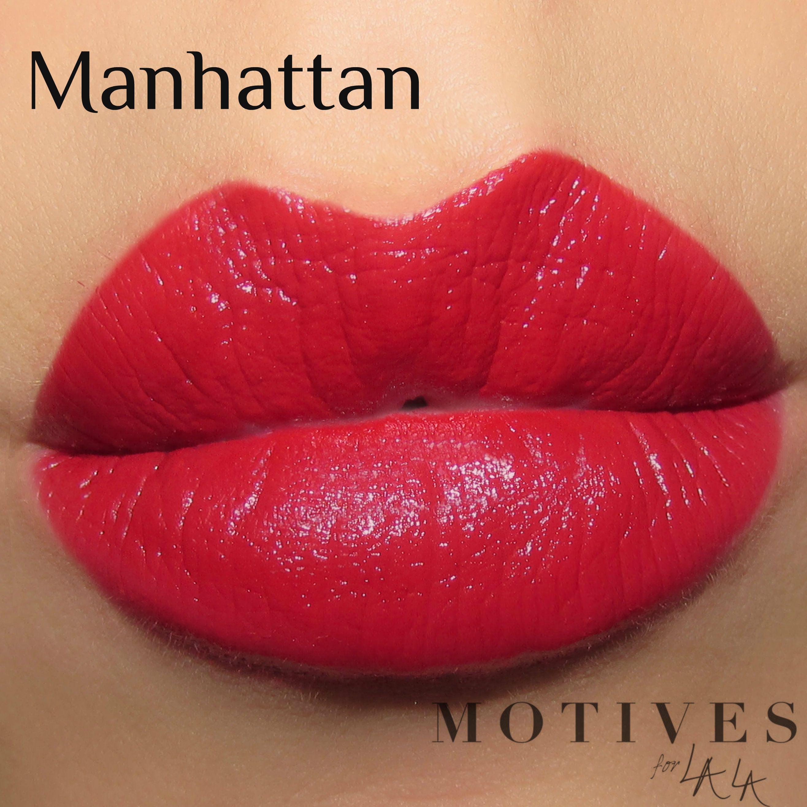 f75e38d31 Motives® for La La Mineral Lipstick in Manhattan