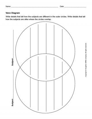 Download Venn Diagram Template 05 Ela Pinterest Venn Diagram