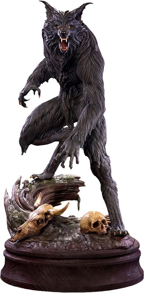 The Howling Statue (With images) Pop culture shock, Statue