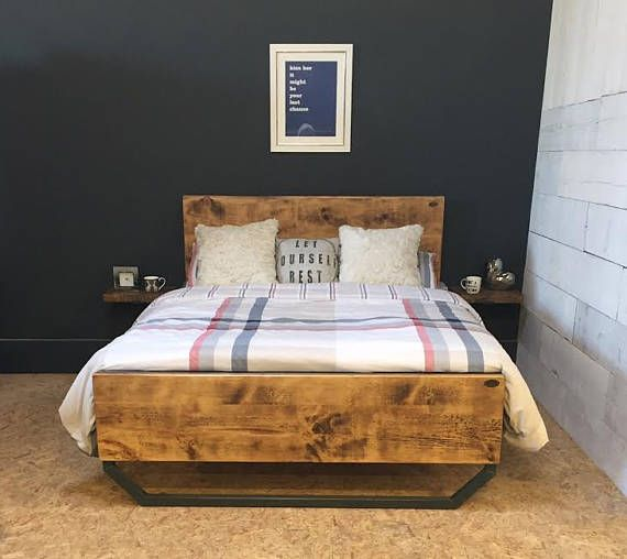 John Lewis Calia Style Bed Frame (Handmade in the UK) | Bed frames ...