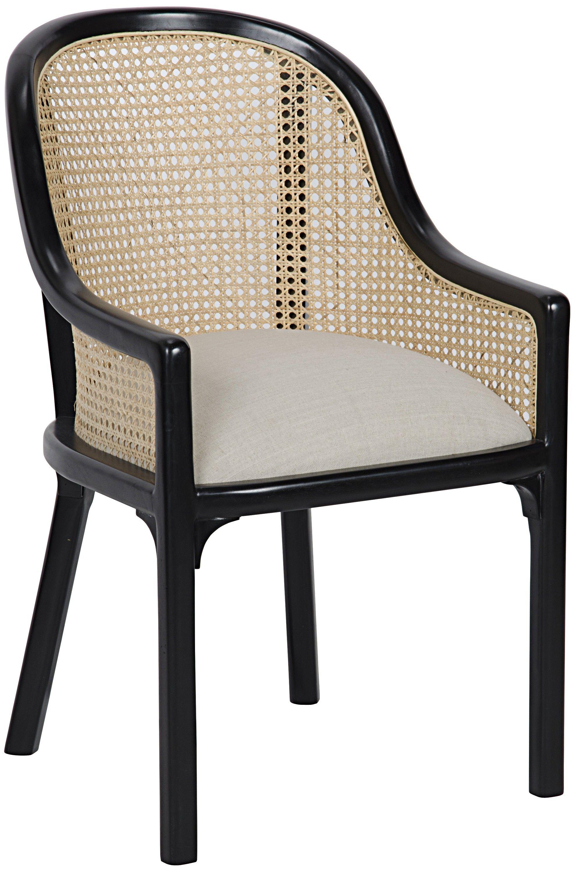 Loreana Chair Black Gaston Chair Black Dining Chairs