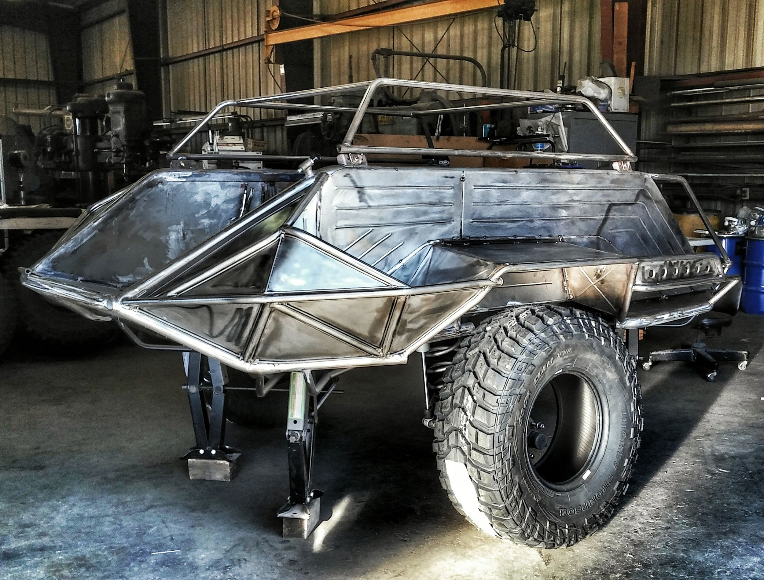 Yeti Built Off Road Trailer Small Pinterest Lengthening Car Page 2 Pirate4x4com 4x4 And Offroad