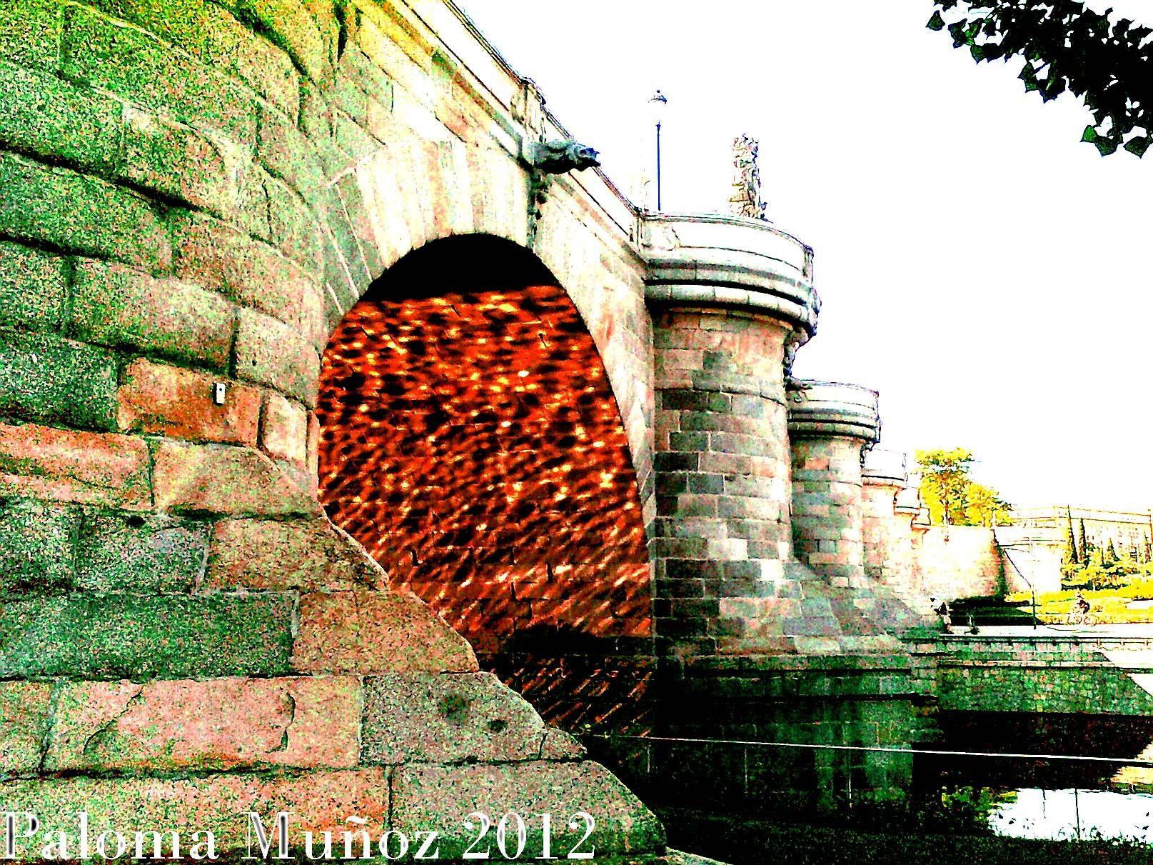 Puente de Toledo. Toledo Bridge
