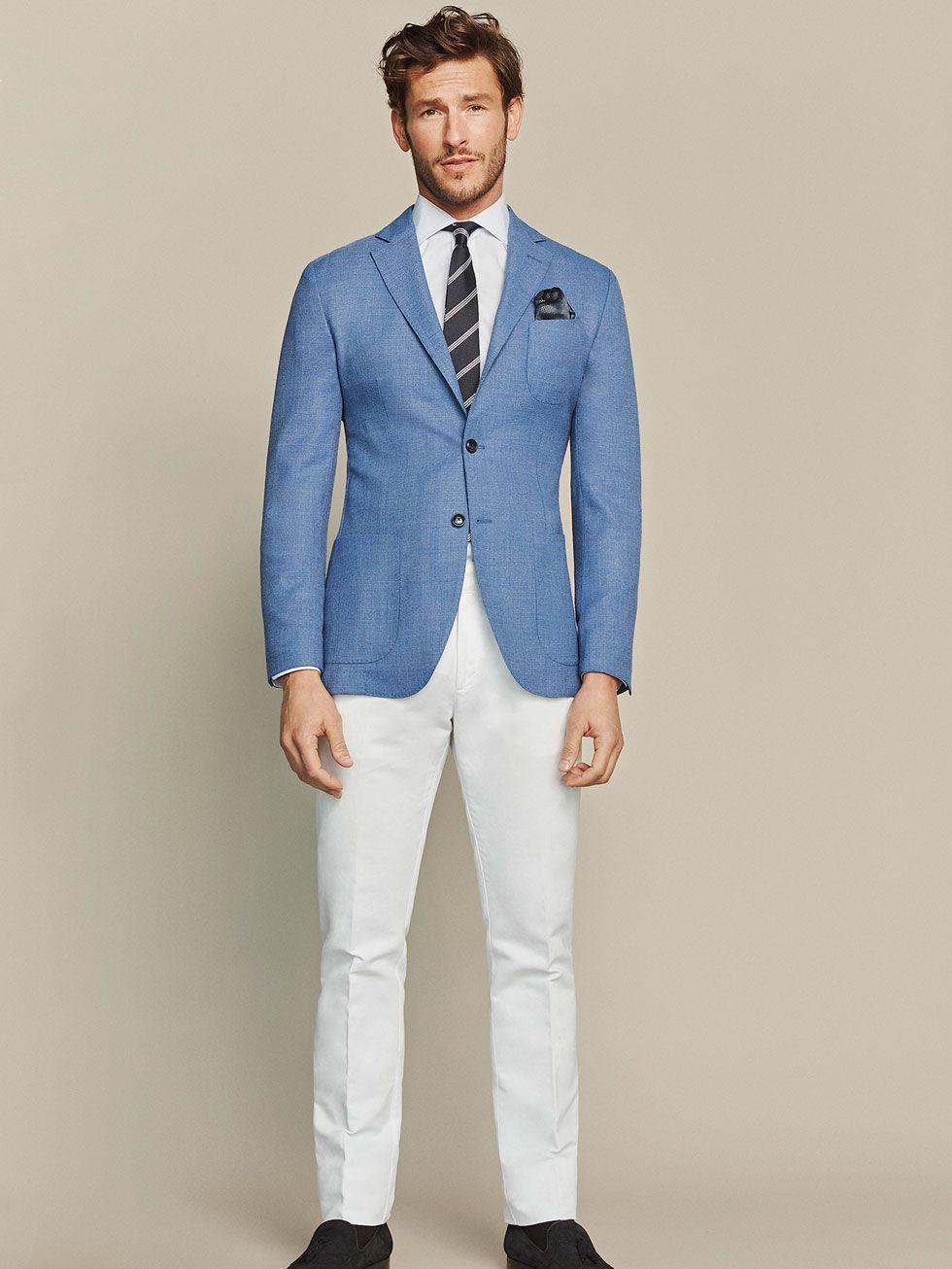 Jackets and waistcoats - MEN - Massimo Dutti | Summer Suits ...
