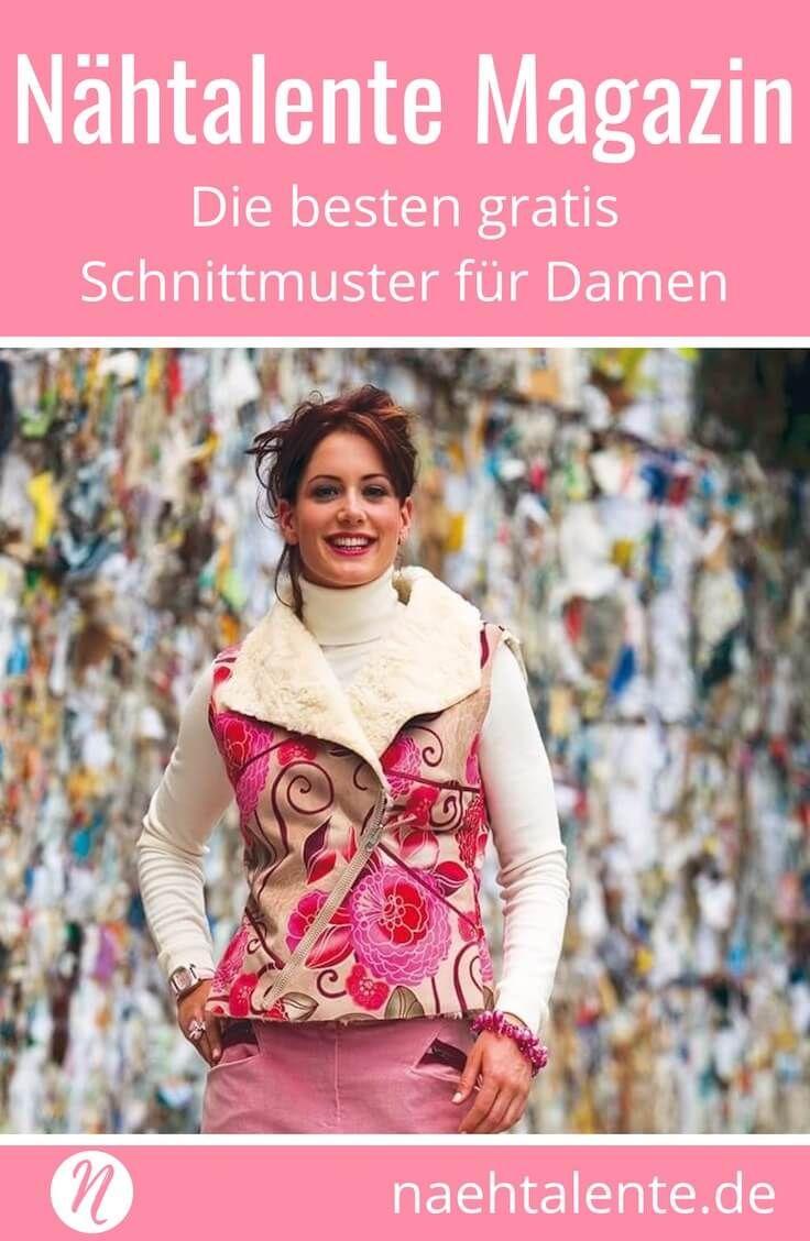 Archived Posts | Gratis schnittmuster, Für damen und Kostenlos