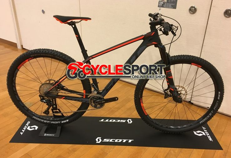 Buy 2017 Scott Scale 910 Mountain Bike At Gocyclesport With Cheap