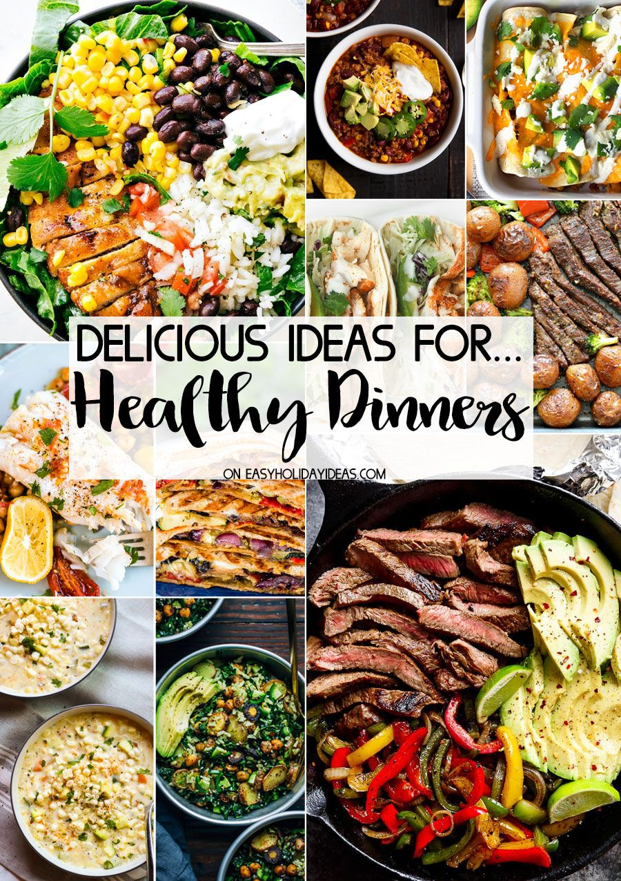 These healthy dinner ideas will help you kick off the new year right these healthy dinner ideas will help you kick off the new year right they all forumfinder Gallery