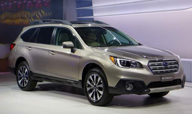 Subaru Outback 2016 Redesign Release Date And Price 2017