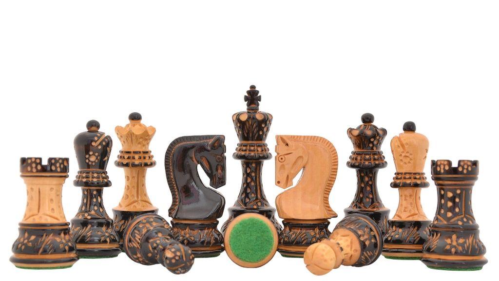 Russische Schachfiguren Http Www Chessbazaar De Reproduzierte 1959 Russischen Zagreb Handgefertigten Schachfiguren Gewic Chess Pieces Chess Board Staunton