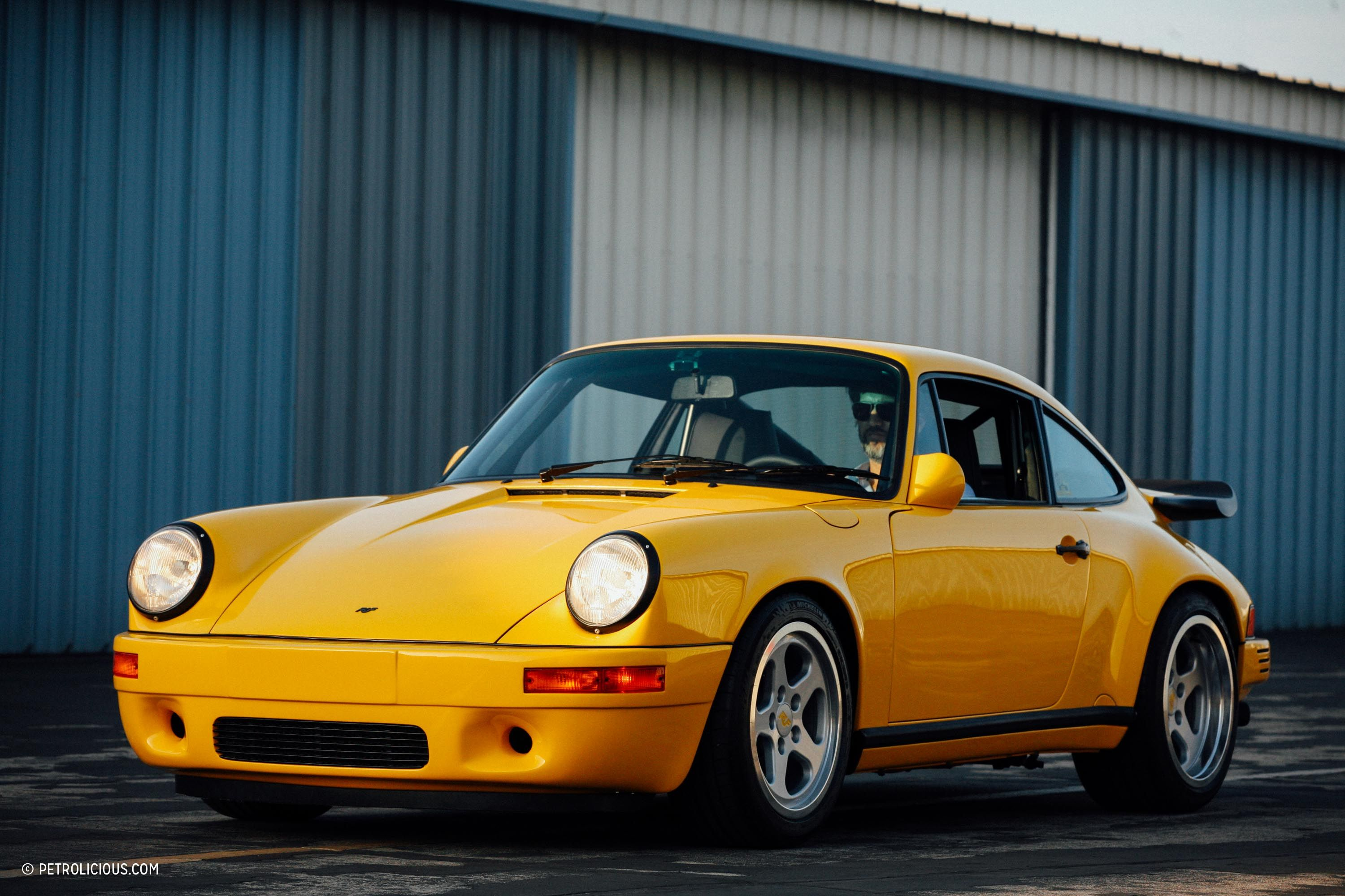 This Is What It's Like To Own A RUF Yellowbird | Luxury cars ...