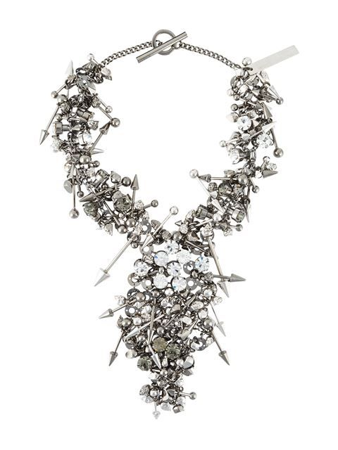 Philipp Plein: Philipp plein \'punk princess\' necklace | Jewelry > Necklaces,Jewelry -  Hiphunters Shop