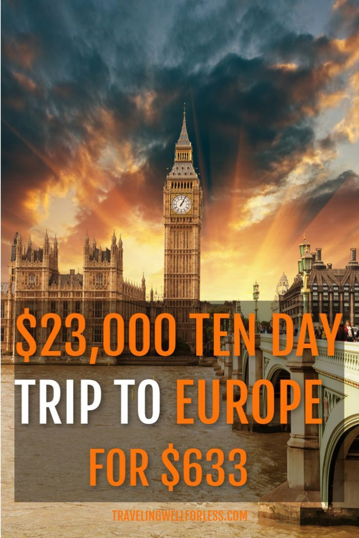 $23,000 Ten Day Trip to Europe for $633 -   Here's how to travel hack a luxury 10 day trip to Europe for less than the cost of a coach airplane ticket. | how to travel to Europe for cheap | travel hacking | travel hacks | miles and points | #travelwell4less  Benefits The particular public attention towards radio control unit aeroplanes features erupted within the latest years. You could find RC style planes accessible in nearly all doll plus sports equipment stores. There isn't a general shorta