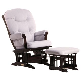 Overstock Com Mobile Glider And Ottoman Furniture