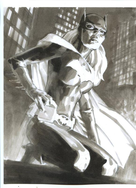Batgirl by Gene Ha