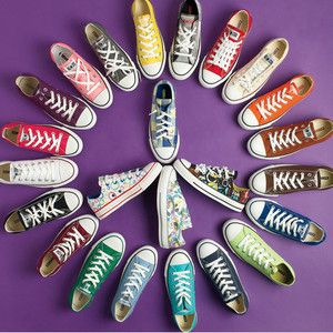 all colors of converse
