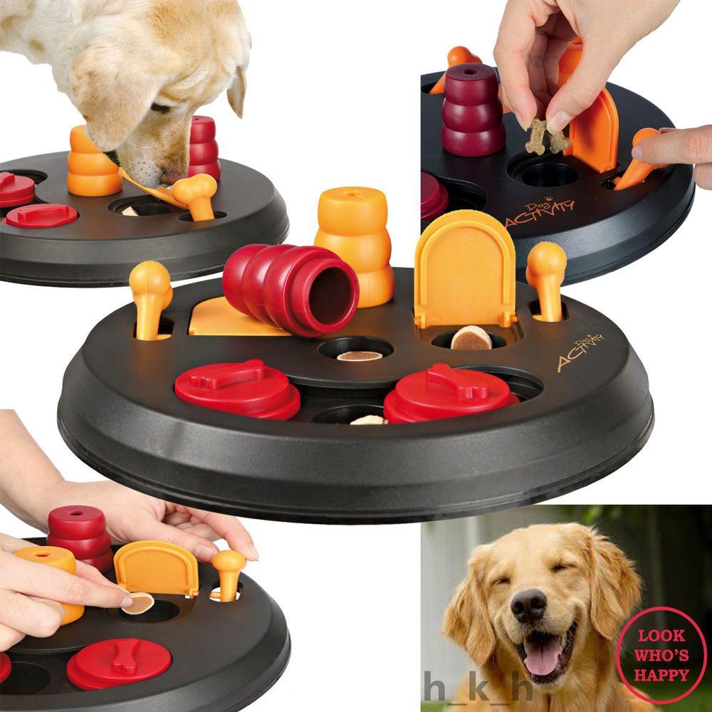 Trixie Dog Activity Flip Board 23cm Brain Training Puzzle Toy
