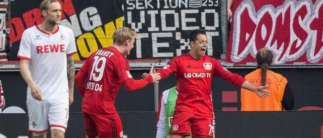 RT AS_TV: .CH14_ finalizó una contra de manual del Leverkusen http://bit.ly/1SHZAGP vía diarioas  .CH14_ finalizó una contra de manual d