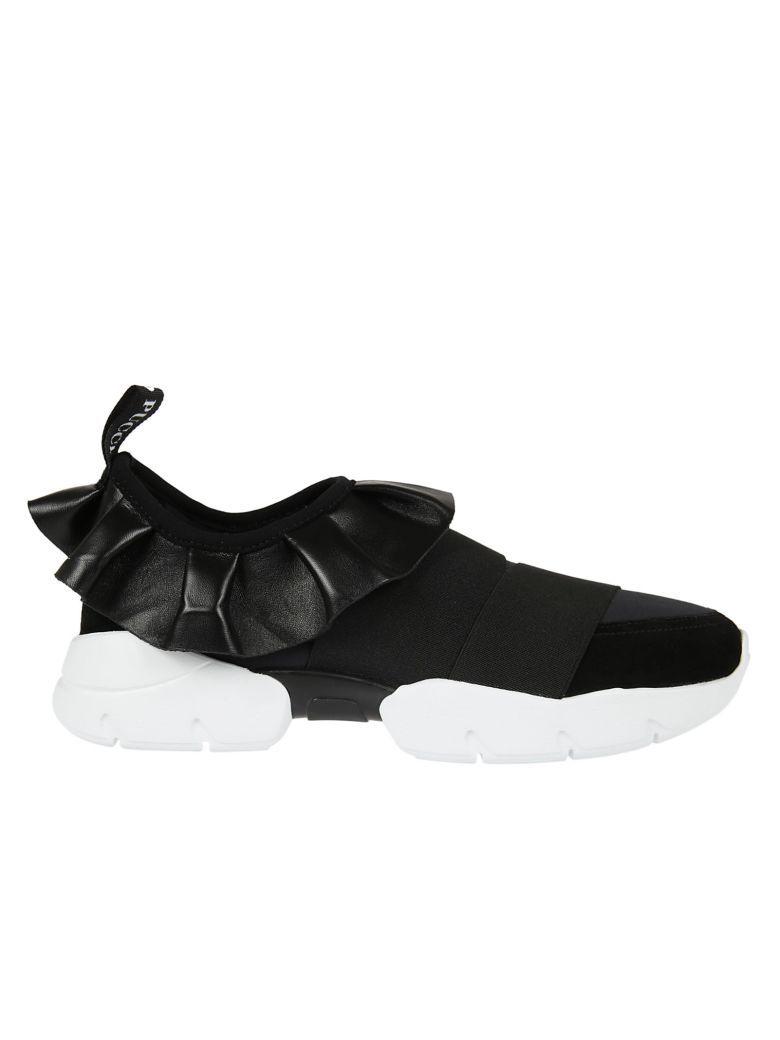 Emilio Pucci Jabot Slip-on Chaussures De Sport - Multicolor wUwHn1djp