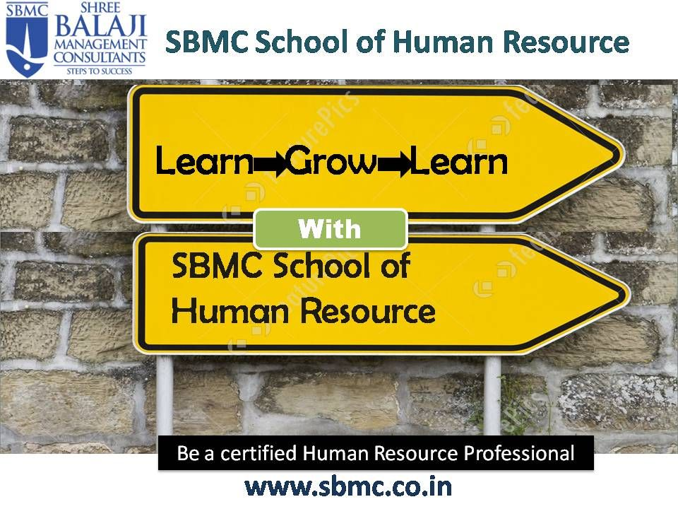 Learn our #HR course with #SBMC #School of Human Resource - hr resource