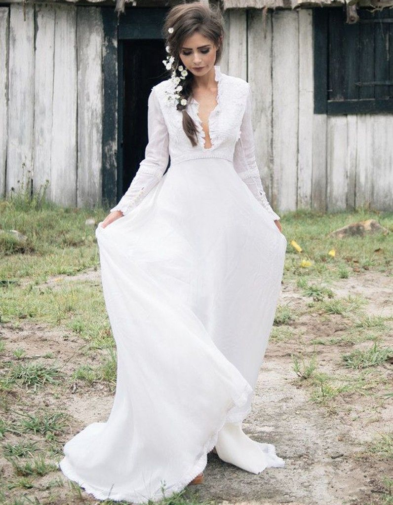 Robe de mariée esprit vintage - 20 robes