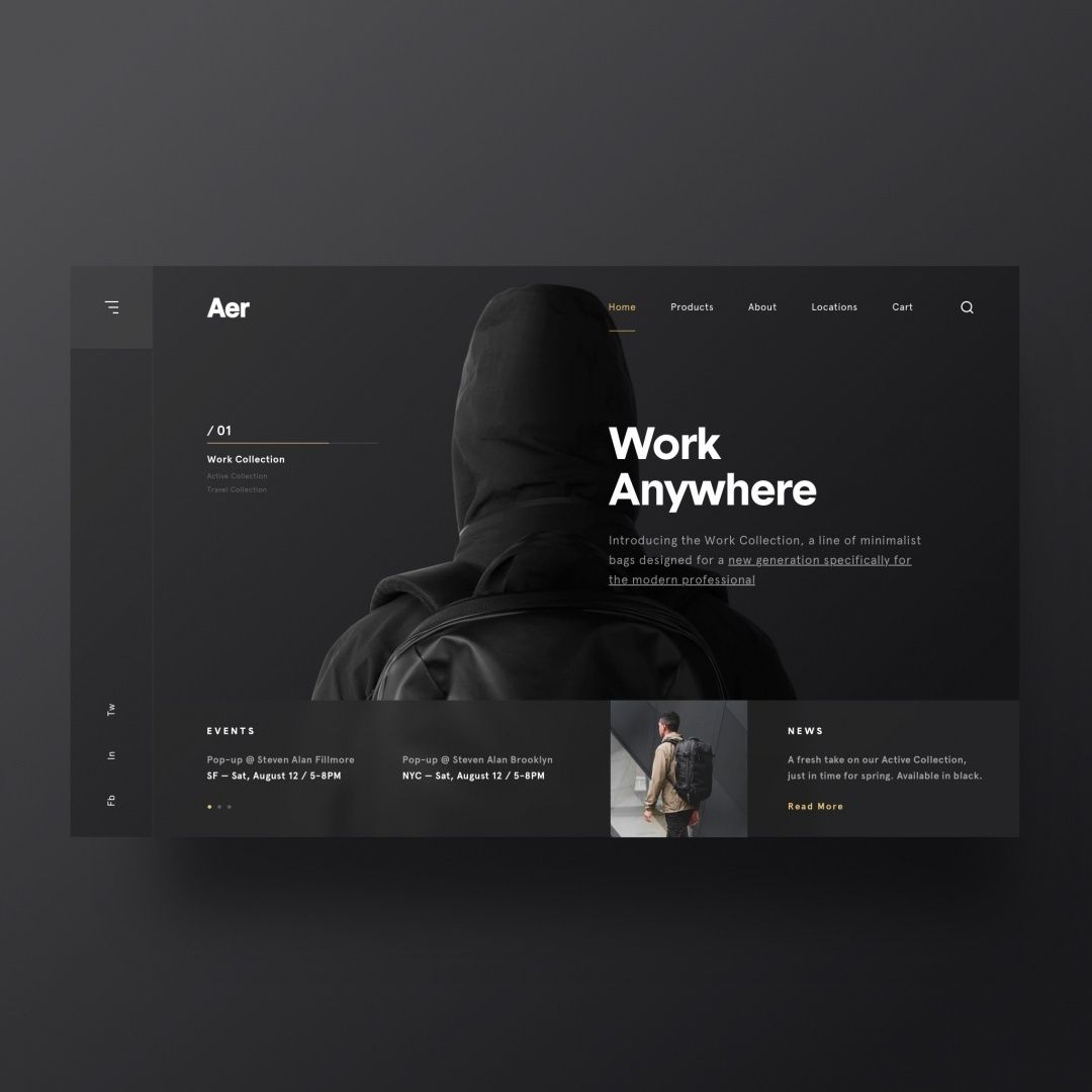 Layout By Betraydan Daily Inspiration In Your Feed Get Featured Tag Your Work With With Images Learn Web Design Web Design Website Design Inspiration