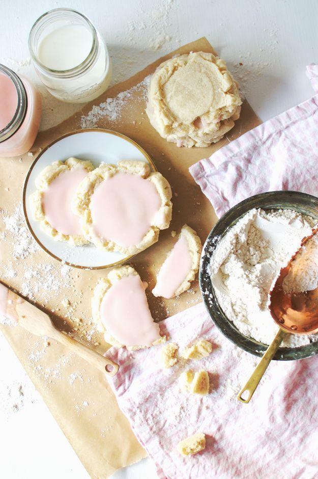 The Best Copycat Swig Sugar Cookies | dessert recipes | sugar cookies recipe,   Cookie Recipes
