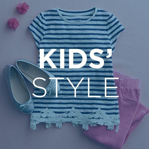 Kohl S Kids Just For Kids Kids Fashion Clothes Girl