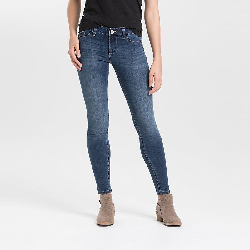 Wrangler Women s Skinny Legging Jeans (Size  14 ) Blue  85d16a2eb