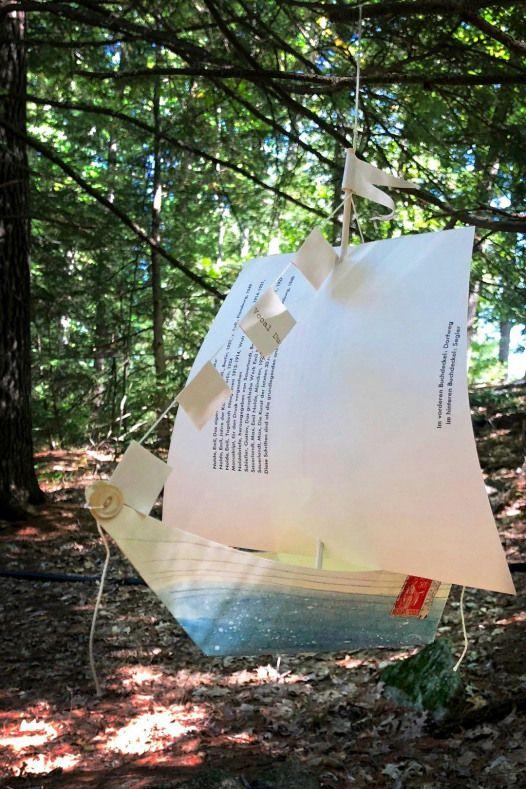 make a paper boat : a free tutorial  ann wood handmade