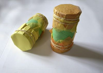 Image result for toilet roll tube shakers