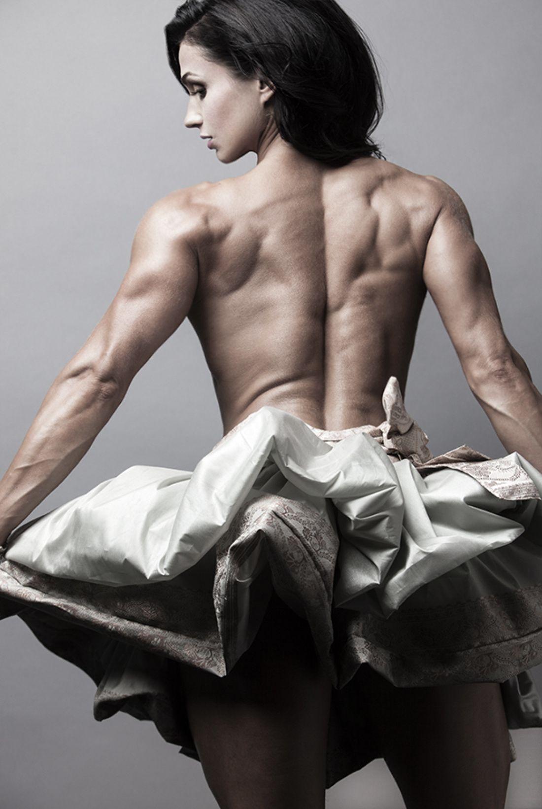 Fashion & Fitness model photos by photographer Kai York