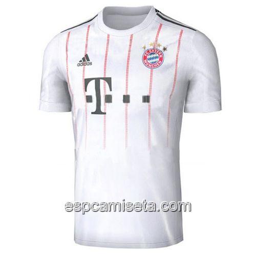 Nueva Camiseta Tercera Tailandia del Bayern Munich 2017 2018 | outlet españa