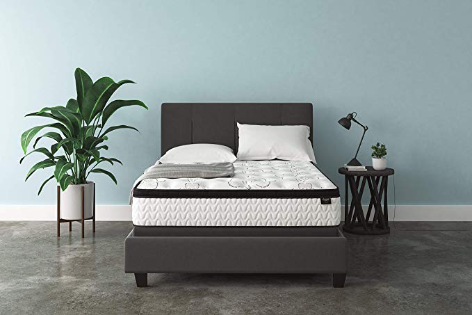 Mattress Amazon Com Signature Design By Ashley 12 Inch Chime