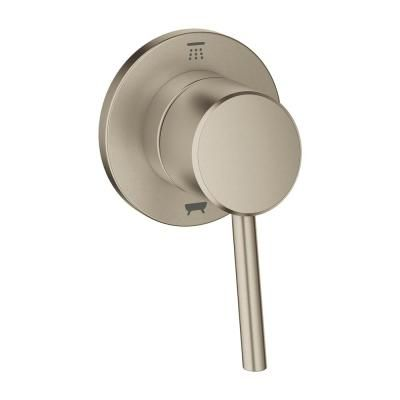Grohe Concetto 1 Handle 3 Way Diverter Valve Only Trim Kit In