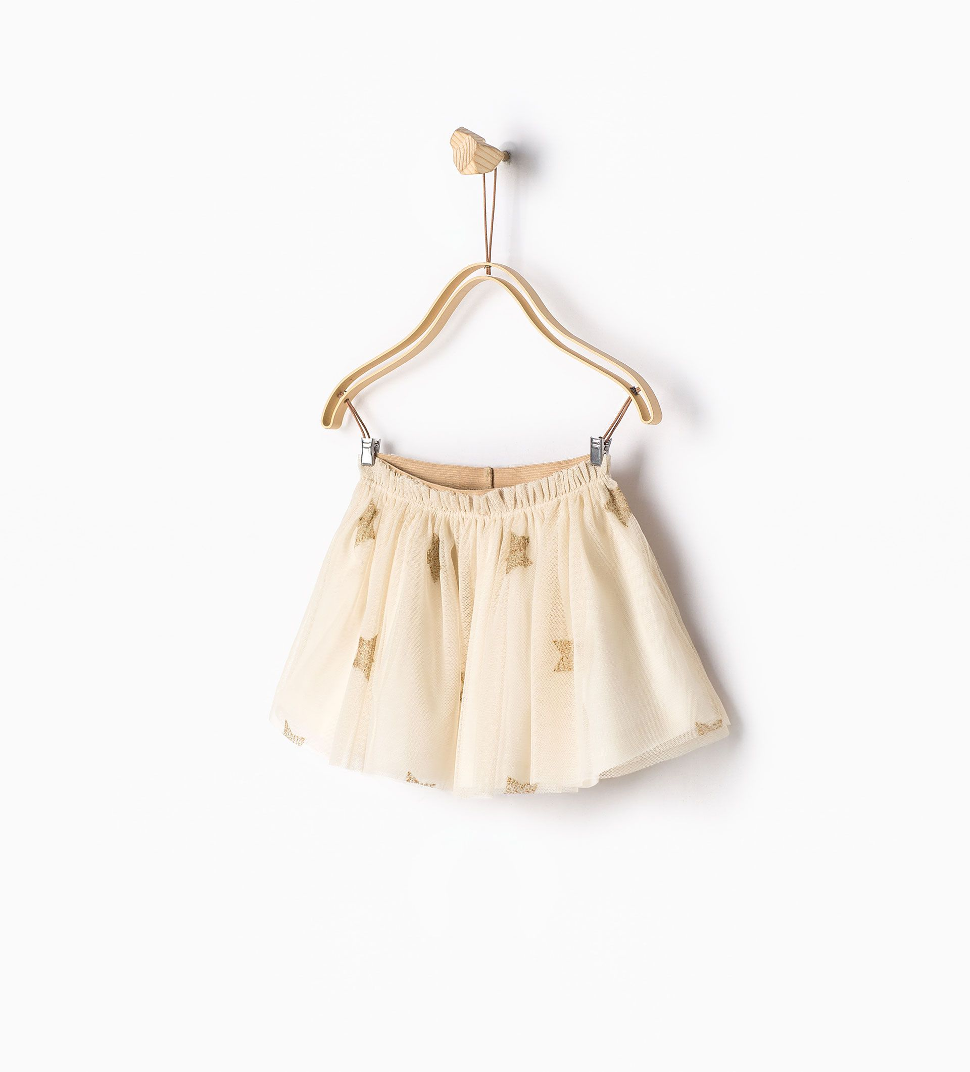 2e1769509e Shiny stars tulle skirt - SKIRTS AND TROUSERS - BABY GIRL | 3 months - 3  years - KIDS | ZARA United States