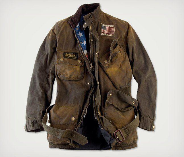 Barbour Steve McQueen Rexton Jacket | NOUREDINE | Steve ...