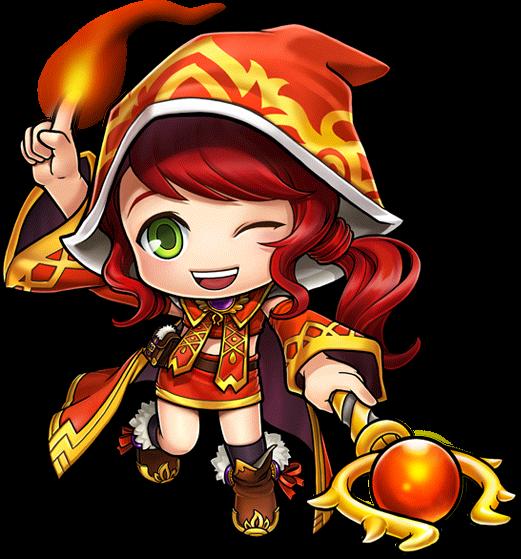 Blaze Wizard Chibi Characters Anime Chibi Chibi