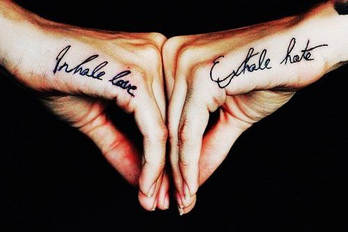 Matching couple tattoo quotes