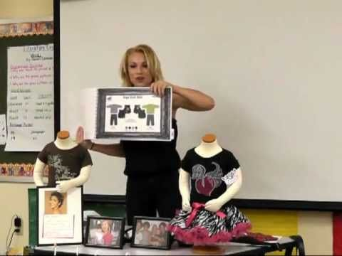 Career Day Teaching Kids About Fashion Design Career In Fashion Designing Fashion Design Junior Fashion